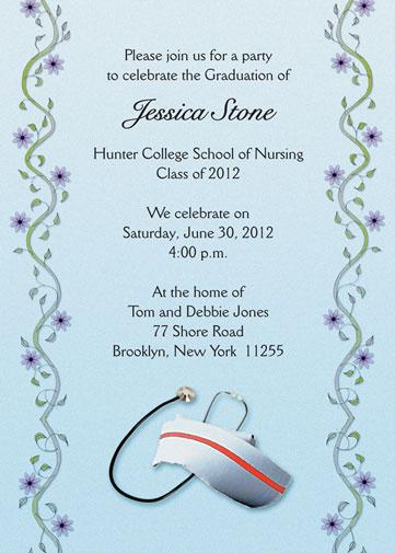 Contoh Graduation Invitation - Free Custom Invitation ...