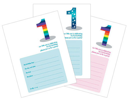 Invitations for a Kids Birthday Party Download and Print IPV – How to Fill out a Birthday Party Invitation