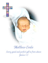 Christening Invitations & Announcements